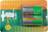Nabíjecí článek Ni-MH C 1,2V/3,5Ah