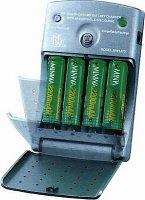 Nabíječka automatická 2-4xAA/AAA Imax=0,8A