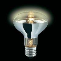 Halogenová žárovka Sygonix, E27, 28 W, 112 mm, stmívatelná, teplá bílá