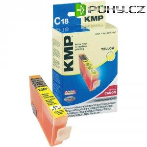 Toner KMP C18 0958,0009, pro tiskárny Canon, žlutá
