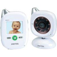 Dětská chůvička s kamerou Switel, BCF 807, 250 m