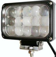 Pracovní světlo LED 10-30V/45W, combo