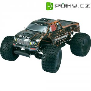 RC model Nitro Monstetruck Reely Detonator P240MT, 1:10,2WD, RtR 2,4 GHz