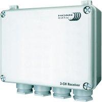 Bezdrátový spínač Home Easy, HE832S, 4kanálový, 400 W, 30 m