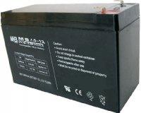 Pb akumulátor MHB VRLA AGM 12V/7,5Ah s fastony