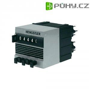 Čítač s přednastavením Hengstler CR0446164, typ 486/446, 24 V/DC, tlačítkový reset