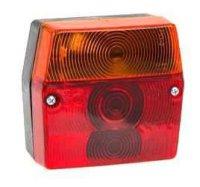 Koncové světlo sdružené pro přívěsy, levé, MD-002