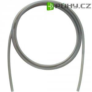 Silikonová palivová hadice Reely, Ø 2 mm, šedá