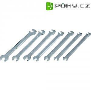 Sada plochých klíčů Donau, 3-5,5 mm, 7 ks
