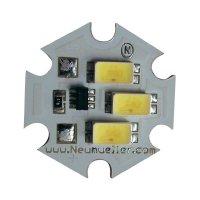 HighPower LED, SOPN-MSSP03-NM/STAR, 100 mA, 12 V, 120 °, přírodní bílá
