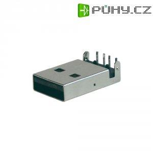 USB 2.0 konektor s IP67 ASSMANN WSW A-USB A-LP, zástrčka vestavná, pájená