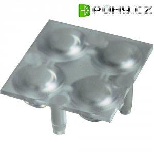 Optika pro Luxeon ® Rebel nebo Seoul Semiconductor ® Z5 Carclo 10612, 26°