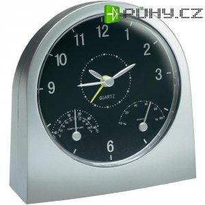 Stolní hodiny s teploměrem/ vlhkoměrem Reflects Geleen, 51556, 115 x 118 x 36 mm
