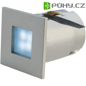 Vestavné světlo LED SLV Mini Frame LED - modrá