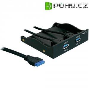 Přední panel USB 3.0, 2-portový, 19-pinový