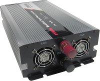 Měnič 12V/230V 2000W, modifikovaná sinusovka, JYINS