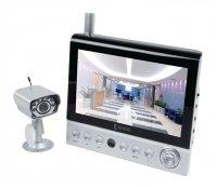 """Kamera set KÖNIG SAS-TRANS30 7"""" LCD analog"""