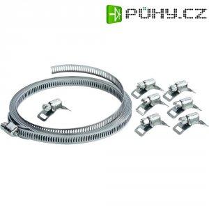 Nekonečný pás hadicových svorek, 8 mm