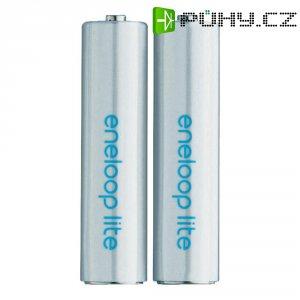Akumulátor Sanyo eneloop Lite,NiMH, AAA, 600 mAh, 2 ks