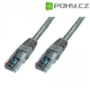 UTP Patch kabel CAT 5E 3 m ČERVENÁ
