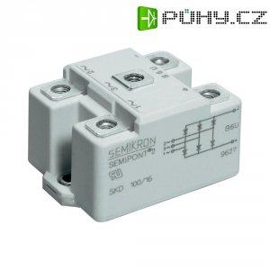 Výkonný můstkový usměrňovač SKB Semikron SKB60/16, U(RRM) 1600 V, Semipont® 2