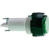 Pouzdro pro signalizační světla RAFI, zelená (transparentní)