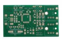 Plošný spoj pro stavebnici PT037 USB zvuková karta s PCM2912