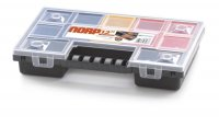 Krabička na součástky 287x186x50mm NORP12