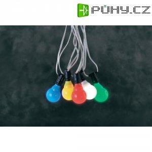 Rozšíření svítícího řetězu s LED světly Konstsmide, barevné
