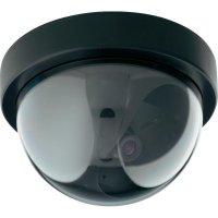 Vnitřní barevná bezpečnostní dome kamera 420 TVL, senzor Sony CCD 8,5 mm, 12 VDC, 3,6 mm