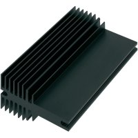 Clip chladič Aavid Thermalloy 0S520/100/N, 2.5 K/W, (d x š x v) 100 x 30 x 60 mm