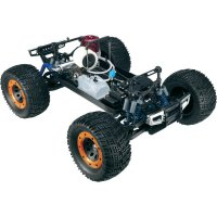 RC model Nitro Monstetruck Thunder Tiger Slege Hammer S50, 1:8, 4WD, RtR 2.4 GHz