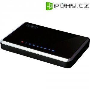 Síťový switch, 8x port, 1000 Mbit/s, Digitus DN-80061