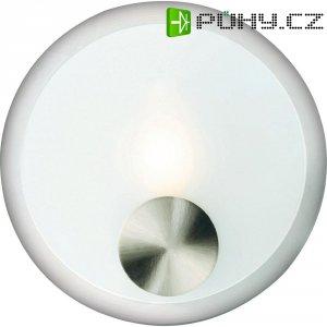 Nástěnné svítidlo, G9, 40 W, kulaté