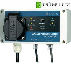 Hladinový spínač H-Tronic WPS 3000 Plus (1114620), zásuvka schuko DE