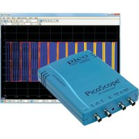 USB osciloskop pico PicoScope 3204A, 2 kanály, 60 MHz