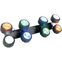 LED barevný reflektor ADJ Octo Beam RGBW, 1237000081, 24 W, multicolour