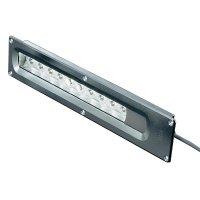 LED osvětlení zařízení LUMIFA Idec LF2D-E2F-2W-A, 24 V/DC, bílá