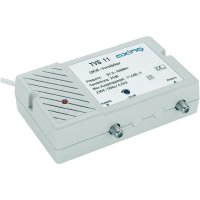 Zesilovač rádiového signálu Axing TVS 11, TVS 01100, < 30 dB