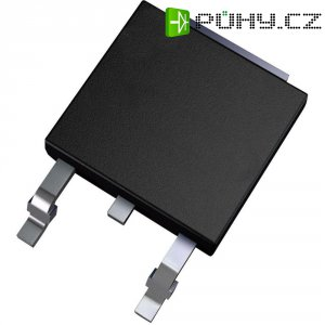 MOSFET Fairchild Semiconductor N kanál N-CH 60V 11. FDD5353 TO-252-3 FSC