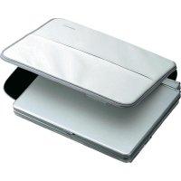 Neoprenové ochranné pouzdro pro notebook Elecom Zeroshock 3, 34 cm, bílé