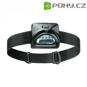 LED čelovka LiteXpress, LX-E2001L1C, 5 LED, černá
