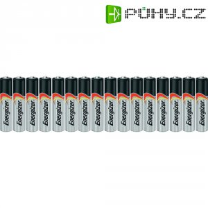 Alkalická baterie Energizer Classic, typ AAA, sada 16 ks