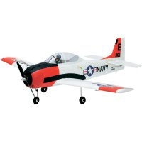 RC model letadla Parkzone T-28 Trojan BNF, 1120 mm, ARF