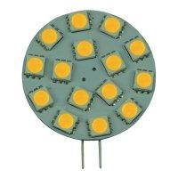 LED žárovka Diodor, G4, 2,6 W, 30 V, stmívatelná, studená bílá