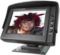 """LCD color monitor TFT 3,5"""" JKT-735B"""