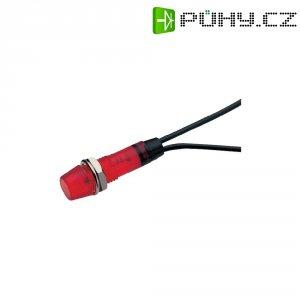 Miniaturní signálka Sedeco B-226, červená