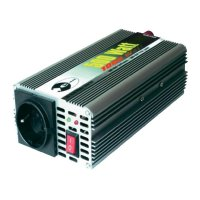 Trapézový měnič napětí DC/AC e -ast CL 500-12, 12V/230V, 500W