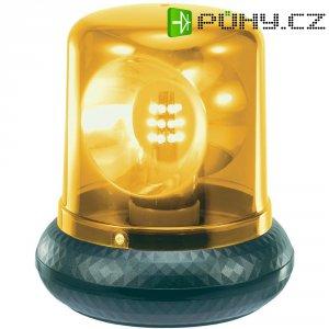 Policejní LED maják, oranžová