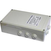Bezdrátový přijímač H-Tronic, 618102, 8kanálový, 300 m, 433 MHz, 2000 W